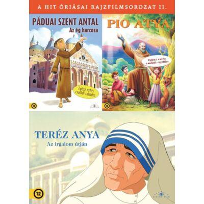 A hit óriásai rajzfilmsorozat II.
