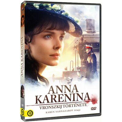 Anna Karenina - Vronszkij története