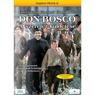 Don Bosco - A szeretet küldetése II/2.