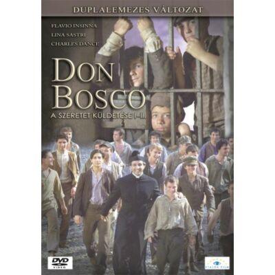 Don Bosco - A szeretet küldetése I-II.