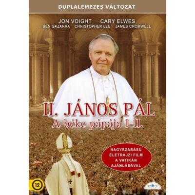 II. János Pál - A béke pápája I-II.