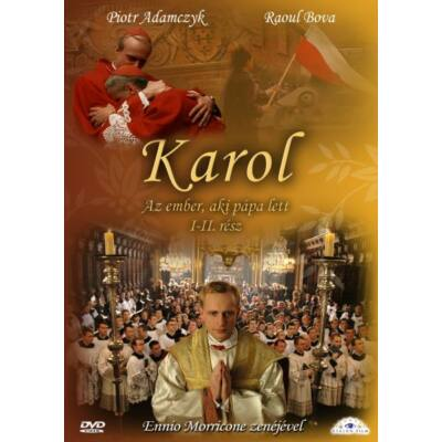Karol - Az ember, aki pápa lett I-II.