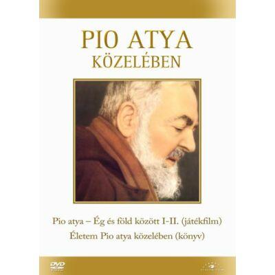 Pio atya közelében díszdoboz