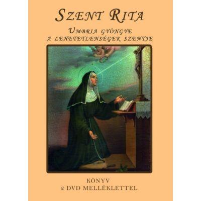 Szent Rita díszdoboz