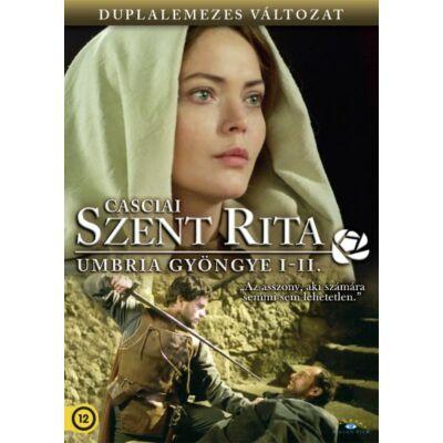 Casciai Szent Rita- Umbria gyöngye I-II.
