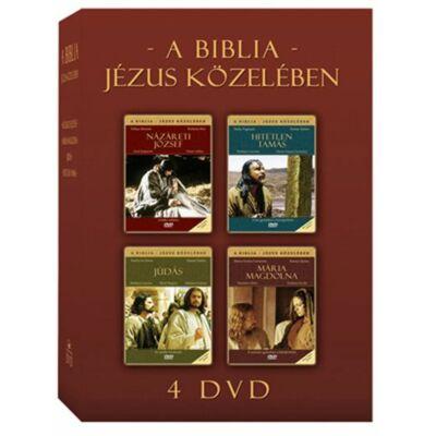 A Biblia - Jézus közelében I-IV.