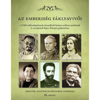 Az emberiség fáklyavivői II. (vallástörténeti lexikon)