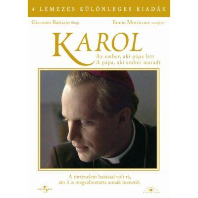 Karol I-IV. - Az ember, aki pápa lett, A pápa, aki ember maradt