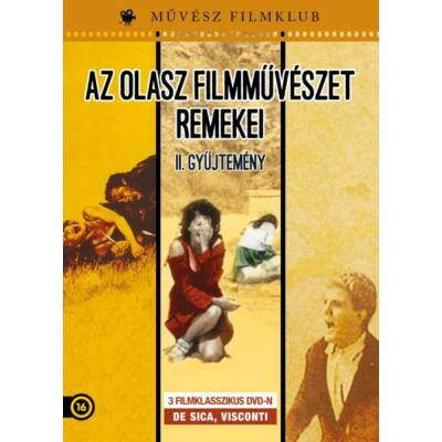 Olasz filmművészet remekei II.