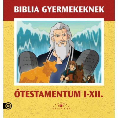 A Biblia gyermekeknek - Ótestamentum 1-12.