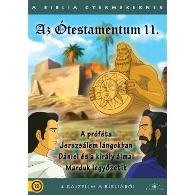 A Biblia gyermekeknek - Ótestamentum 11.