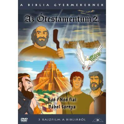 A Biblia gyermekeknek - Ótestamentum 2.