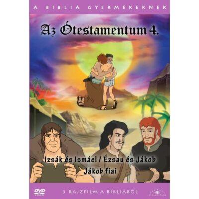 A Biblia gyermekeknek - Ótestamentum 4.