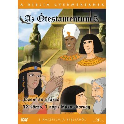 A Biblia gyermekeknek - Ótestamentum 5.