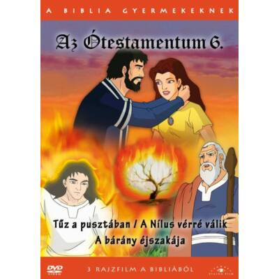A Biblia gyermekeknek - Ótestamentum 6.