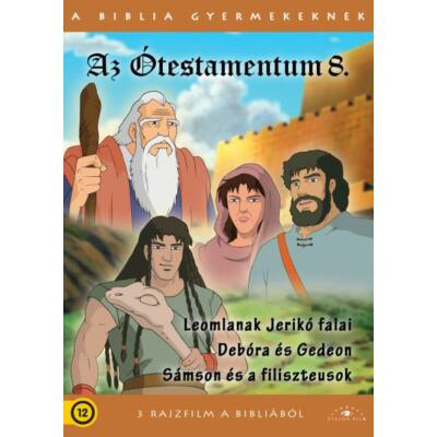 A Biblia gyermekeknek - Ótestamentum 8.