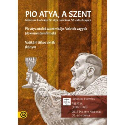 Pio atya a szent (díszdoboz)