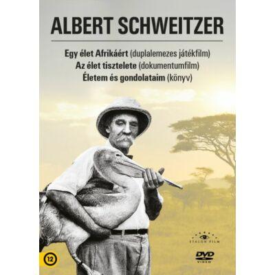 Albert Schweitzer díszdoboz