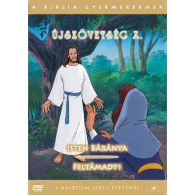 A Biblia gyermekeknek - Újszövetség X.