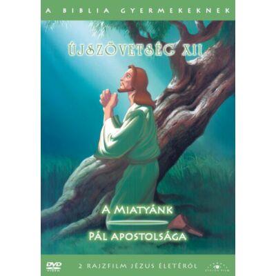 A Biblia gyermekeknek - Újszövetség XII.