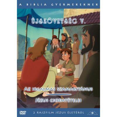 A Biblia gyermekeknek - Újszövetség V.