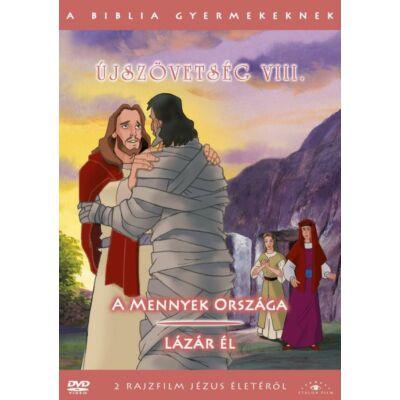 A Biblia gyermekeknek - Újszövetség VIII.